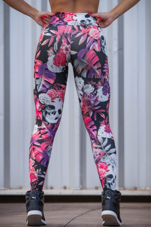 Calça Legging Sublimada Attack