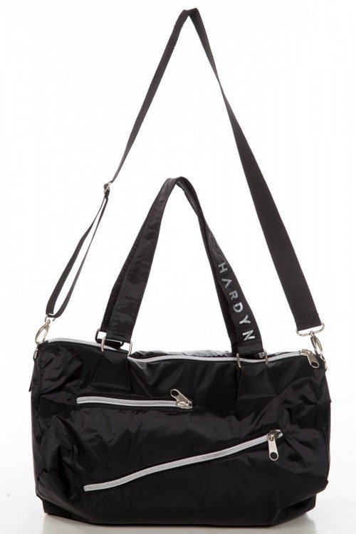 Bolsa Fitness Feminina Unlimited Preto