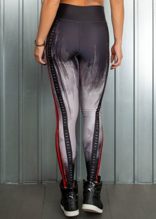 Calça Legging Sublimada Take Control